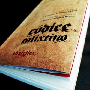 Códice Calixtino Libro V-Promo
